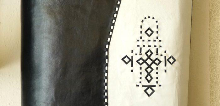 Zwart-wit tas
